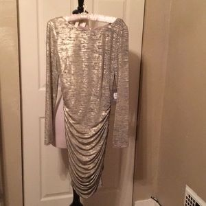 Vince Camuto luxe very sexy dress